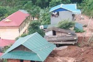 Thanh Hóa: Mưa lớn kéo dài, nhiều huyện miền núi chịu thiệt hại nặng