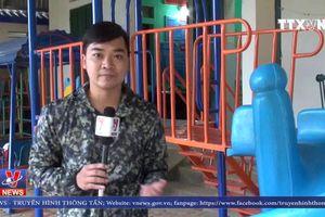 Nhiều trường học bị ảnh hưởng nặng nề do mưa lũ tại Sơn La