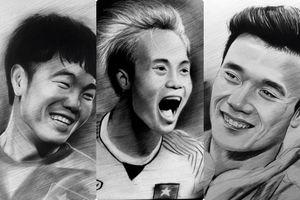 Chân dung các tuyển thủ Olympic Việt Nam qua ngòi bút của 9X Quảng Ngãi