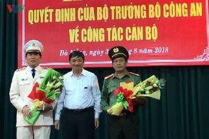 Bổ nhiệm Giám đốc Công an thành phố Đà Nẵng