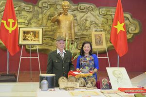 Thừa Thiên Huế: Tiếp nhận nhiều tư liệu, hiện vật quý về Chủ tịch Hồ Chí Minh