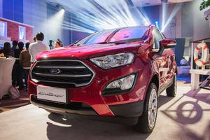 Ford EcoSport 2018 ra mắt tại Philippines, loại bỏ hộp số ly hợp kép
