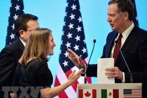 Canada và Mỹ chưa đạt được đồng thuận về sửa đổi NAFTA