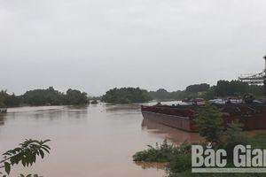 Bắc Giang: Hạn chế thấp nhất thiệt hại do mưa lũ