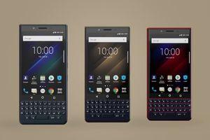 Thông tin điện thoại BlackBerry KEY2 LE mới chính thức được công bố
