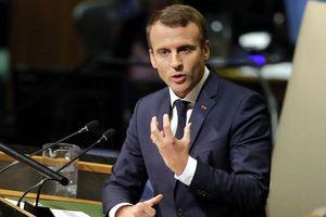 Pháp kêu gọi châu Âu ủng hộ sáng kiến can thiệp quân sự chung