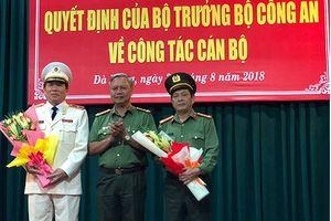Bổ nhiệm Cục trưởng làm Giám đốc Công an thành phố Đà Nẵng