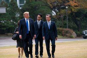 Hàn Quốc sẽ ra sao khi ông Trump tạm dừng tập trận chung?