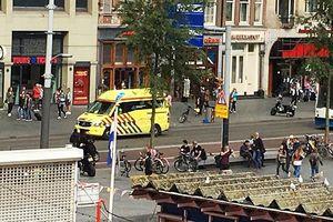 Tấn công bằng dao tại thủ đô Amsterdam, Hà Lan