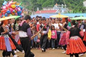 'Vui Tết độc lập' tại Làng Văn hóa - Du lịch các dân tộc Việt Nam