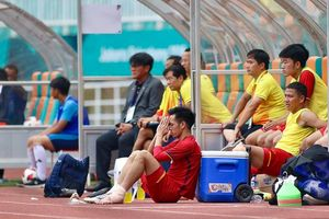 Thua đau UAE trên chấm 11 m, Olympic VN mất HCĐ Asiad