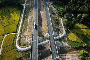 Cao tốc Đà Nẵng - Quảng Ngãi trước ngày thông xe