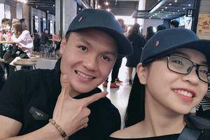 Bạn gái Quang Hải: Nếu không nói được lời tử tế thì nên im lặng