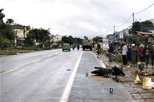 Điều khiển ô tô vượt sai khiến ba người thương vong