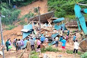 Thanh Hóa: Đã có 3 người mất tích do mưa lũ