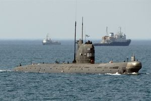 'Ukraine đánh bại Nga tại Biển Azov trong 5 phút'