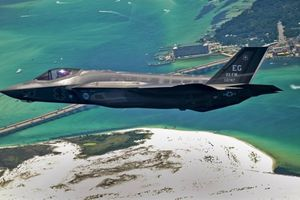 F-35 giúp Mỹ tìm hiểu những bí mật của Không quân Nga