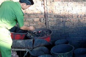 Diễn biến mới vụ cà phê trộn bột pin ở Đăk Nông