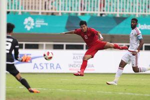 Thua UAE sau loạt sút 11 m, Olympic Việt Nam hạng 4