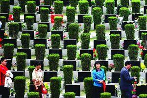 Giá một mét vuông đất nghĩa trang tại Trung Quốc đắt hơn một căn hộ ở Thâm Quyến