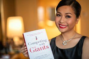 'Competing with Giants': Cuốn sách đầu tiên của doanh nhân Việt được Forbes chọn xuất bản