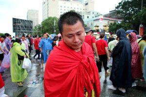 Người hâm mộ Olympic Việt Nam tiếc nuối