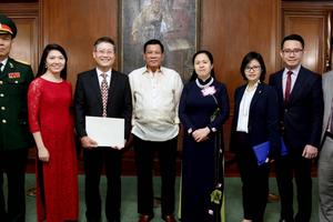 Đại sứ Lý Quốc Tuấn: Luôn đề cao công tác bảo hộ công dân!