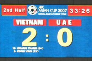 Việt Nam-UAE: Đồng cũng như Vàng!