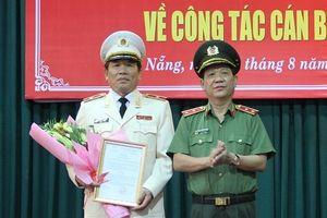 Công an TP. Đà Nẵng có giám đốc mới