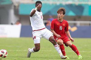 Olympic Việt Nam thua 3-4 UAE ở loạt penalty