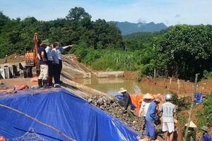 Bác tin đồn vỡ đập Hồ Ban ở Hòa Bình
