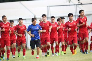 Đội hình U23 Việt Nam đấu UAE: Thầy Park tin Công Phượng, Minh Vương