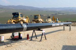 Đường ống dẫn khí đốt Turkish Stream hiện giờ ra sao?