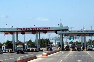 Thu phí cao tốc TP HCM – Trung Lương: Bao giờ tiền phạt chậm thanh toán mới nộp đủ cho NSNN?