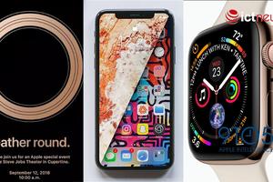 Thư mời sự kiện ra mắt iPhone mới ngày 12/9 hé lộ điều gì?