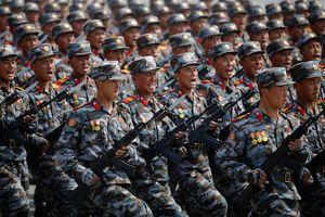 Triều Tiên chuẩn bị duyệt binh