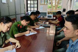 Triệu tập 6 đối tượng tung tin vỡ đập thủy điện Bản Vẽ ở Nghệ An