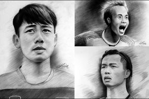 Olympic Việt Nam qua nét vẽ tài hoa của một sinh viên Sài Gòn