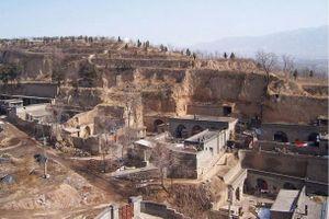 Bí ẩn những thị trấn ngàn năm tuổi dưới lòng đất ở Trung Quốc