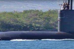 Syria: Tàu ngầm Mỹ mang theo tên lửa Tomahawk bất ngờ xuất hiện ở Địa Trung Hải