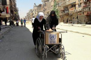 'Mỹ cắt hỗ trợ tị nạn Palestine làm phức tạp tình hình Trung Đông'