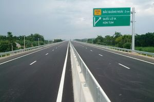 Kết nối toàn tuyến cao tốc Đà Nẵng – Quảng Ngãi từ ngày 2/9