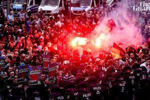 Đức: Xung đột xảy ra bởi tin đồn thất thiệt