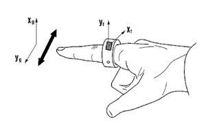 Samsung nộp bằng sáng chế về một chiếc 'nhẫn thần', có thể điều khiển các thiết bị chỉ bằng một cú vẩy ngón tay