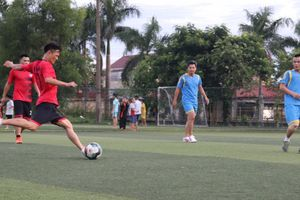 FC Vinh I có trận thư hùng tại 'chảo lửa' thành Vinh