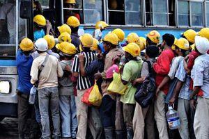 Lao động Việt Nam bất hợp pháp tại Thái Lan phải trở về nước