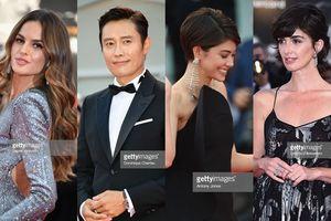 Thảm đỏ LHP Venice 2018 ngày 2: 'Mr.Sunshine' Lee Byung Hun tỏa sáng bên loạt mỹ nhân quốc tế