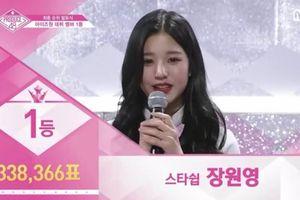 Không được netizen 'cưng chiều' như Somi - Kang Daniel, Quán quân Produce 48 2018 đang… nhận kỷ lục dislike