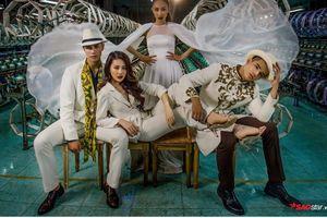 Vẻ đẹp tinh khôi từ Lụa Bảo Lộc trong bộ ảnh đẹp xuất thần của các thí sinh Siêu Mẫu Việt Nam 2018
