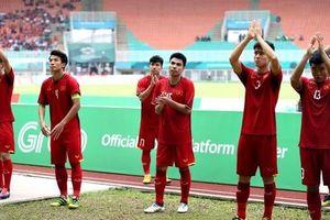 Thua trên chấm luân lưu, Olympic Việt Nam hụt huy chương đồng ASIAD